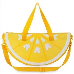 Disney Mickey Cooler Tote Bag - Lemon